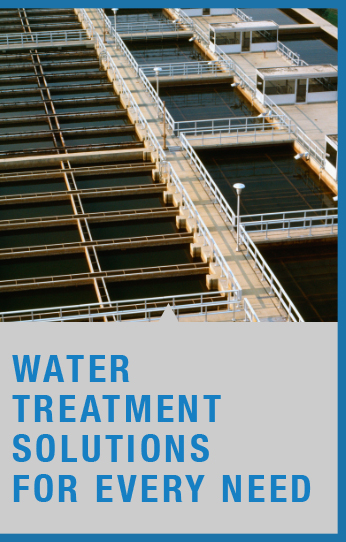 Water treatment solutions for every need